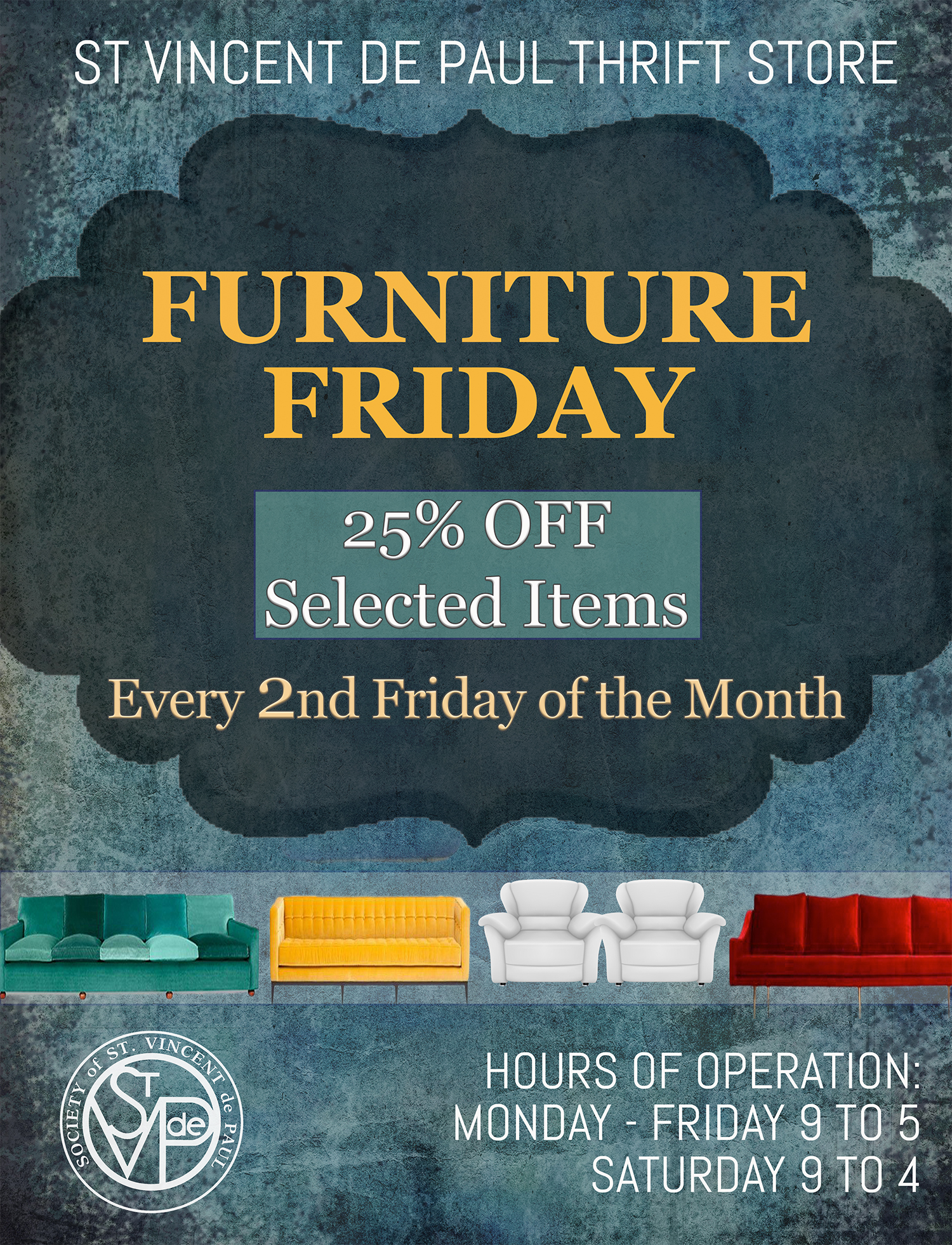 Furniture Friday